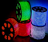 LED Rope Light by the Foot or Spool