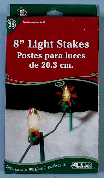 Holiday Light Stakes