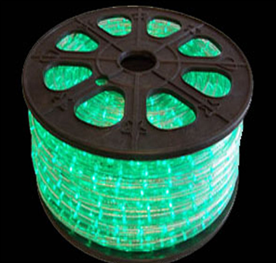 green led rope light bulk spool. Black Bedroom Furniture Sets. Home Design Ideas