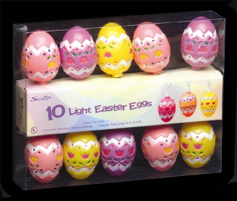 Easter Egg Light Set