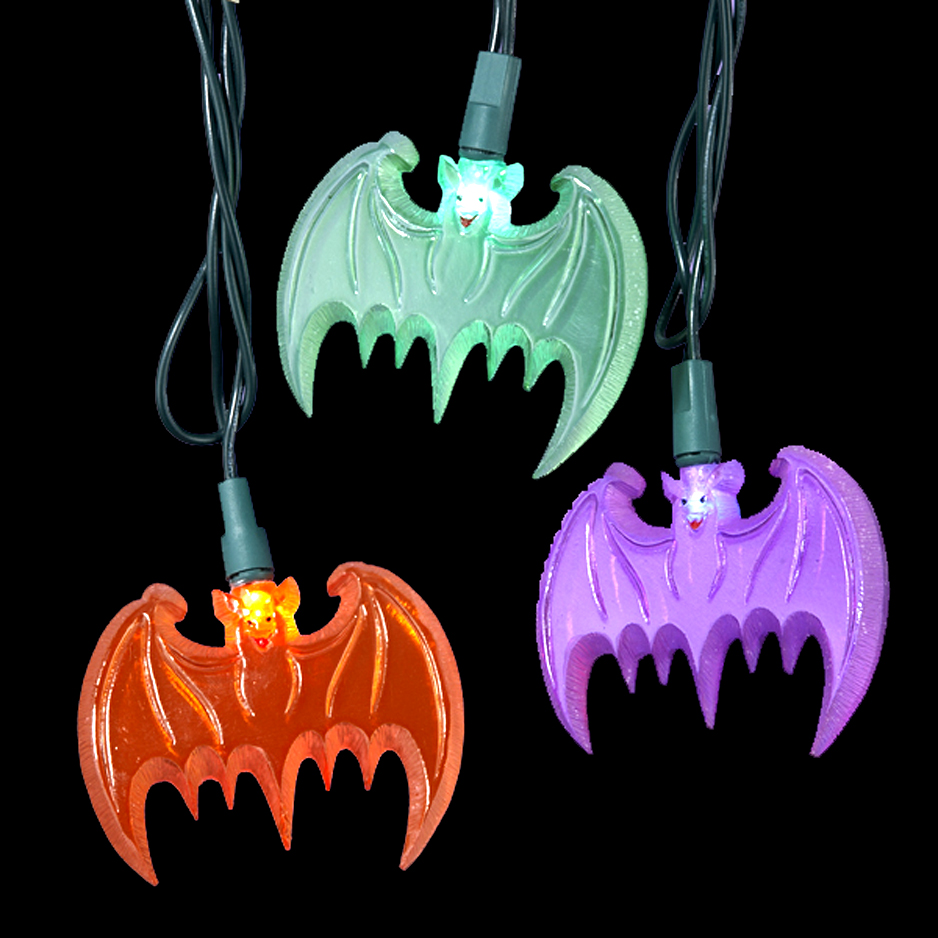 Kurt Adler Bat Light Novelty Lights