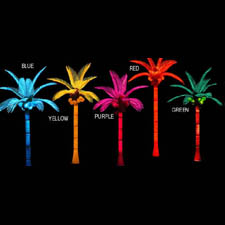 outdoor light palm tree