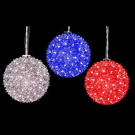 Patriotic Sphere Set