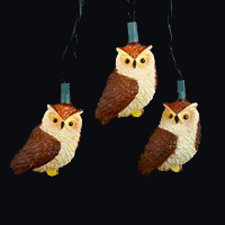 Owl Novelty Lights