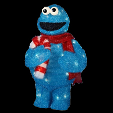 Lighted Cookie Monster