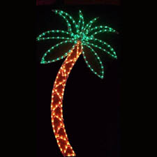 Palm Tree for RV and Campers Lighted