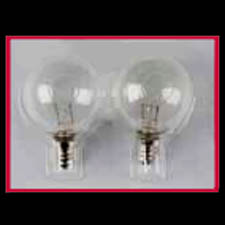 2 Pack G40 Replacement Bulbs