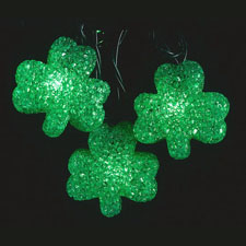 Saint patricks day novelty lights