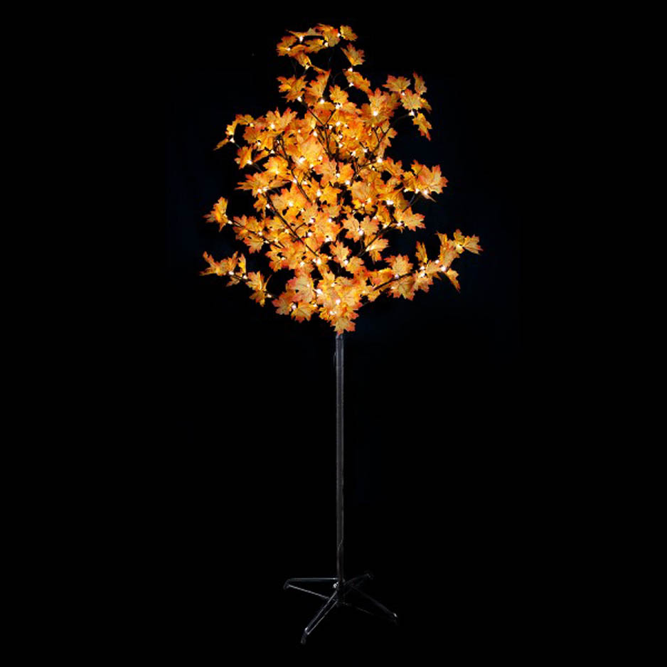 Outdoor Artificial LED Maple Tree