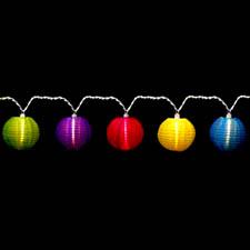 RV Pation Garden Lantern Lights