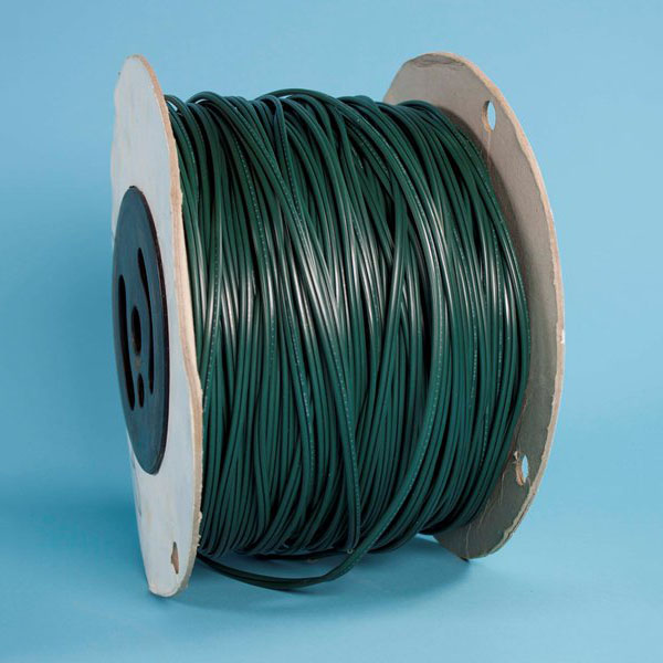 SPT1 18G Green bulk wire