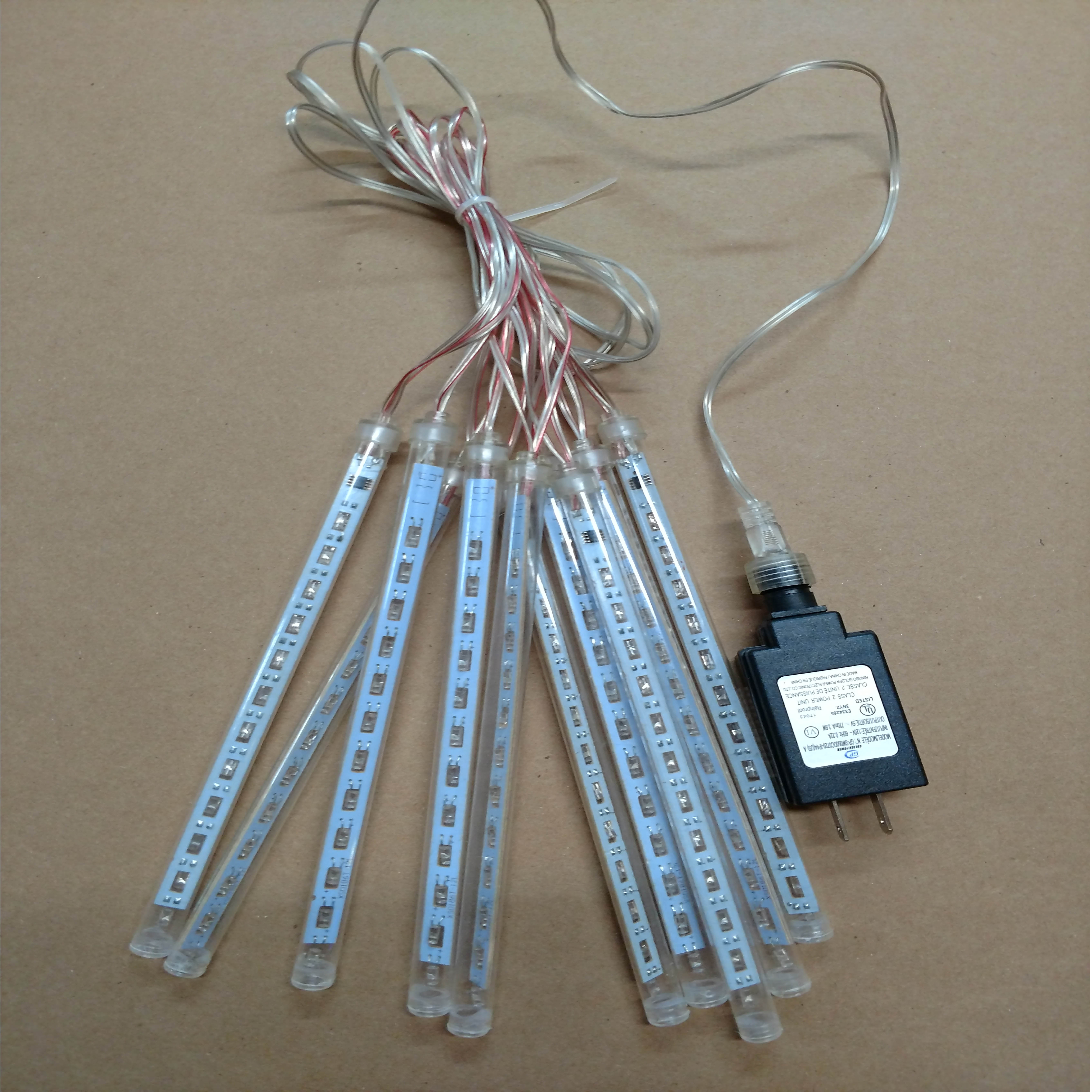 LED Icicle Motion tubes