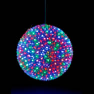 Color Changing LED Sphere