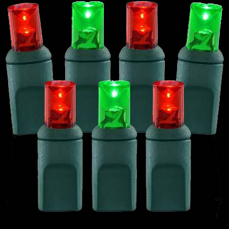 LED Conical Red Green Lights
