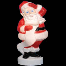 Santa Blowmold Yard decoration