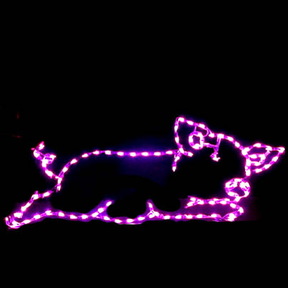 Yard Pig outdoor Decoration